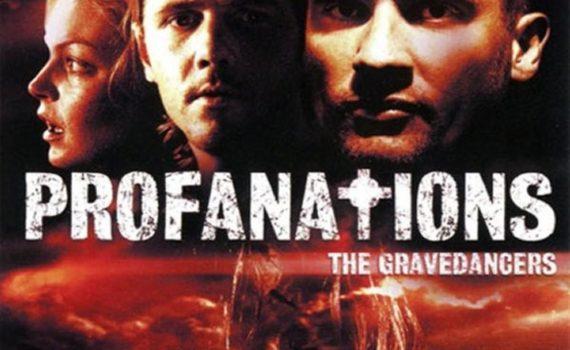 """Affiche du film """"Profanations"""""""