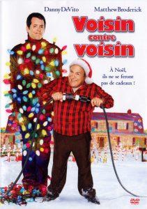 "Affiche du film ""Voisin contre voisin"""