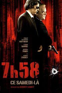 """Affiche du film """"7h58 ce samedi-là"""""""