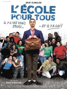 """Affiche du film """"L'École pour tous"""""""