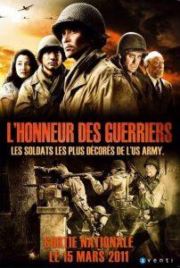 """Affiche du film """"L'Honneur des guerriers"""""""