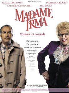 "Affiche du film ""Madame Irma"""