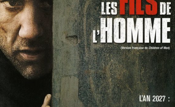 """Affiche du film """"Les Fils de l'homme"""""""