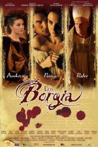 """Affiche du film """"Les Borgia"""""""