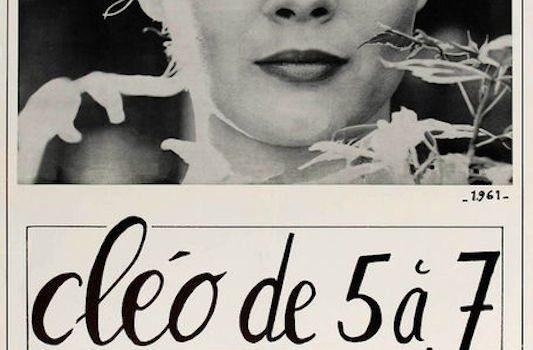 """Affiche du film """"Cléo de 5 à 7: souvenirs et anecdotes"""""""