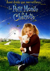 """Affiche du film """"Le Petit monde de Charlotte"""""""