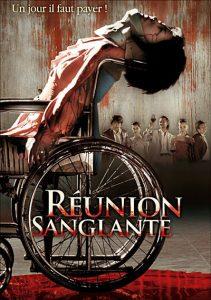 """Affiche du film """"Réunion sanglante"""""""