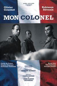 """Affiche du film """"Mon colonel"""""""