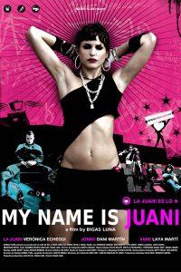 """Affiche du film """"Yo soy la Juani"""""""