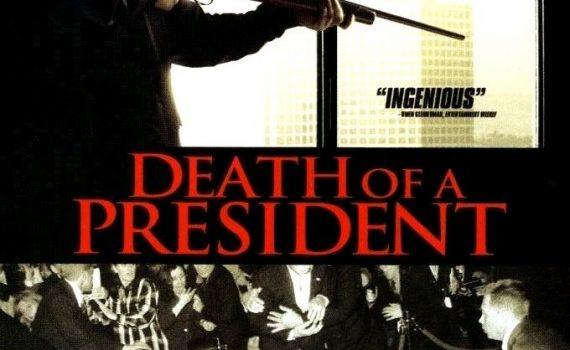 """Affiche du film """"La mort du Président"""""""