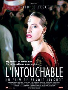 """Affiche du film """"L'intouchable"""""""