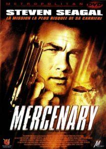 """Affiche du film """"Mercenary for Justice"""""""