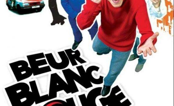 """Affiche du film """"Beur Blanc Rouge"""""""