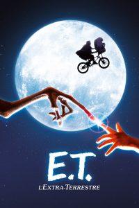 "Affiche du film ""E.T. l'extra-terrestre"""