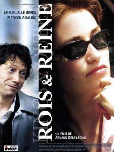 """Affiche du film """"Rois & Reine"""""""