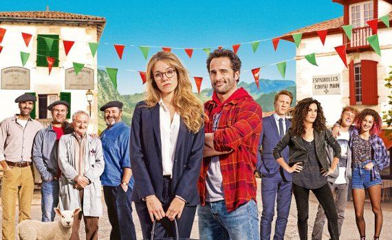 """Affiche du film """"Mission Pays Basque"""""""
