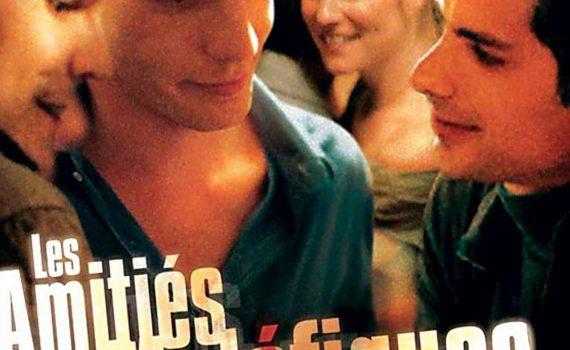 """Affiche du film """"Les amitiés maléfiques"""""""