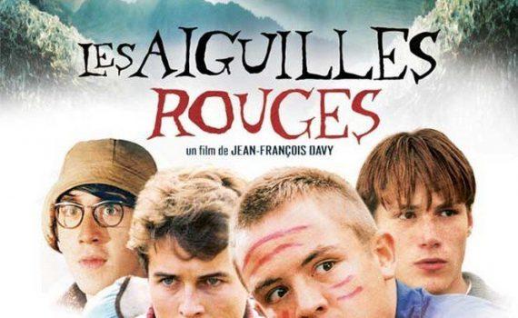 """Affiche du film """"Les Aiguilles rouges"""""""