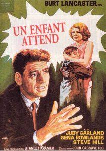"""Affiche du film """"Un Enfant Attend"""""""