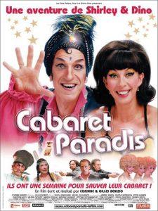"Affiche du film ""Cabaret Paradis"""