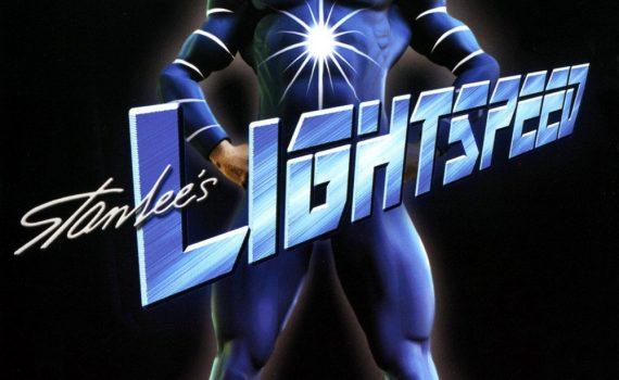 """Affiche du film """"Lightspeed"""""""