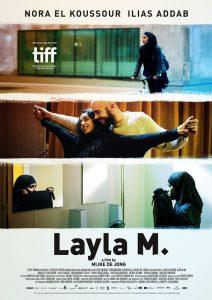 """Affiche du film """"Layla M."""""""