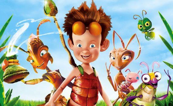 """Affiche du film """"Lucas, fourmi malgré lui"""""""