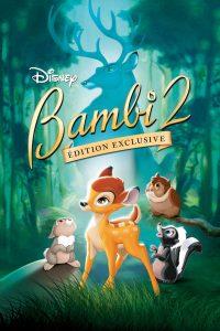 "Affiche du film ""Bambi 2"""