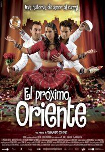 """Affiche du film """"El próximo Oriente"""""""