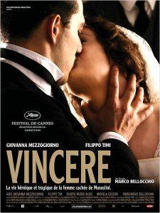 "Affiche du film ""Vincere"""