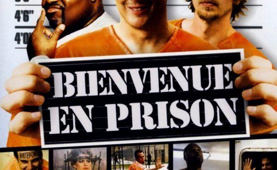 """Affiche du film """"Bienvenue En Prison"""""""