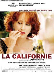 """Affiche du film """"La Californie"""""""