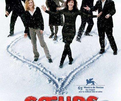 """Affiche du film """"Coeurs"""""""
