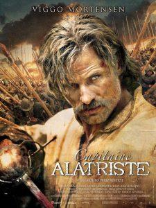 """Affiche du film """"Capitaine Alatriste"""""""