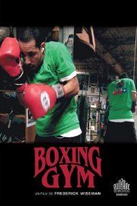 "Affiche du film ""Boxing Gym"""