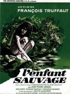 """Affiche du film """"L'Enfant sauvage"""""""