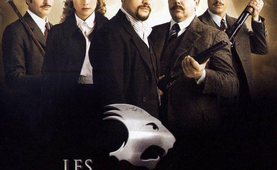 """Affiche du film """"Les Brigades du Tigre"""""""