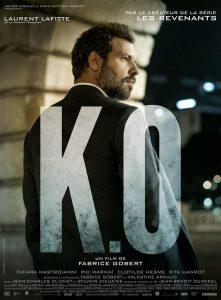 """Affiche du film """"K.O."""""""