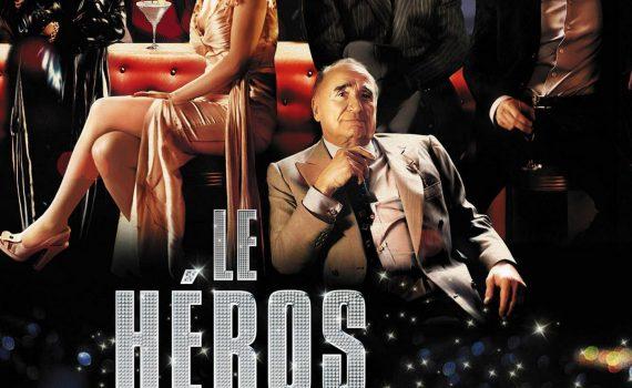 """Affiche du film """"Le Héros de la famille"""""""