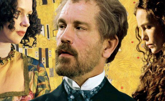 "Affiche du film ""Klimt"""