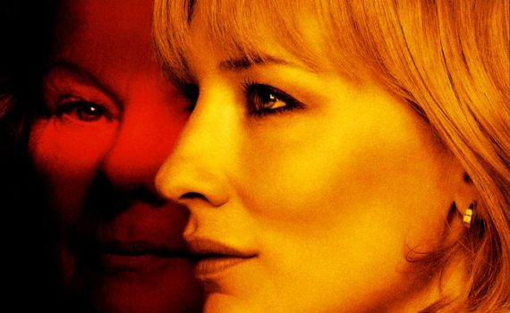 """Affiche du film """"Chronique d'un scandale"""""""