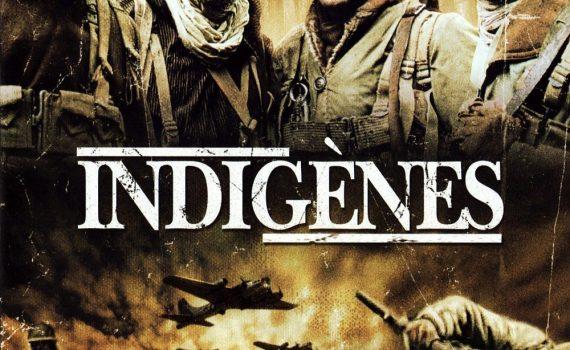"""Affiche du film """"Indigènes"""""""