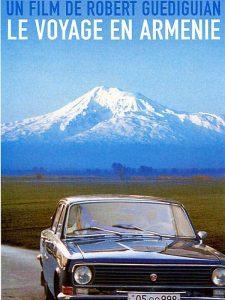 """Affiche du film """"Le Voyage en Arménie"""""""