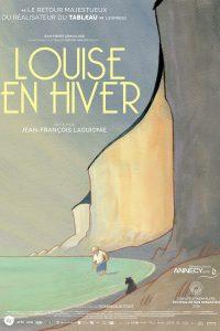 """Affiche du film """"Louise en hiver"""""""