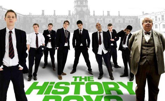 "Affiche du film ""The History Boys"""