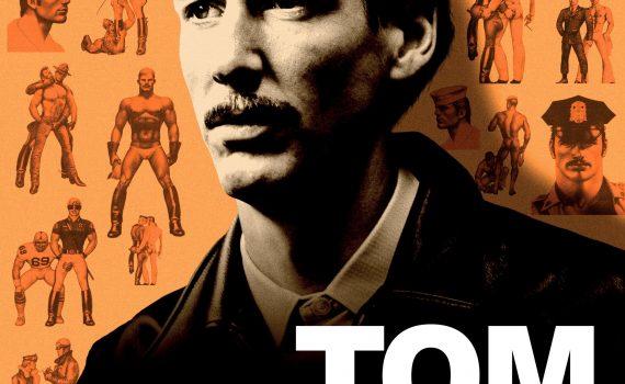 "Affiche du film ""Tom of Finland"""