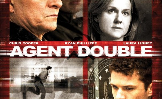 """Affiche du film """"Agent double"""""""