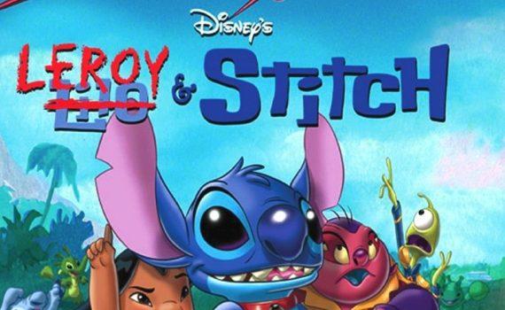 "Affiche du film ""Lilo & Stitch 4 - Leroy & Stitch"""