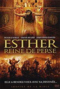 """Affiche du film """"Esther, Reine de Perse"""""""