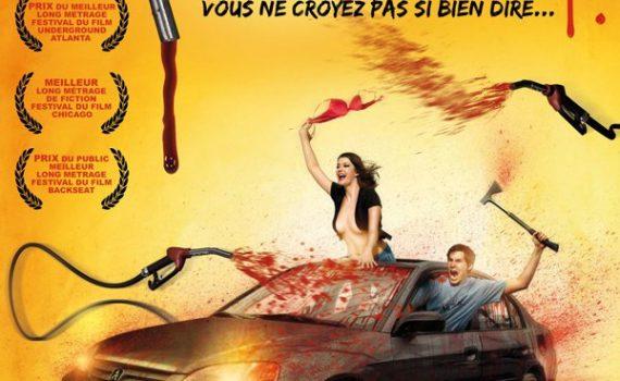 """Affiche du film """"Sang Plomb"""""""
